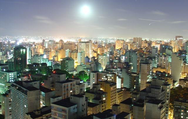 Feliz Aniversário, São Paulo!